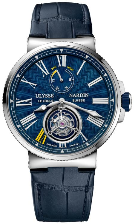 Ulysse Nardin Marine Tourbillon 1182-310/40 Replica Watch
