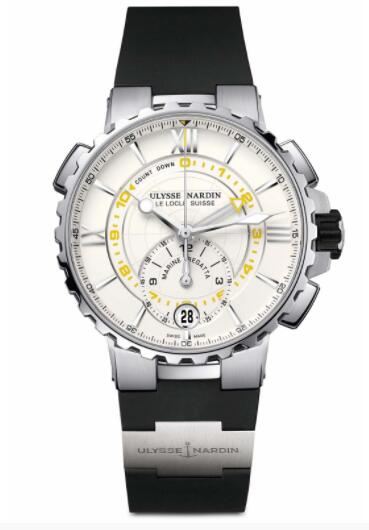 Ulysse Nardin Marine Regatta 1553-155-3/40 Replica Watch