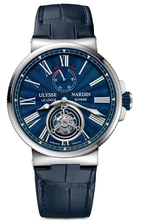 Ulysse Nardin Marine Tourbillon 1283-181/E3 Replica Watch