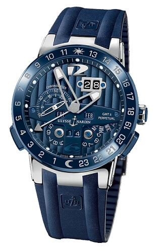 Ulysse Nardin Perpetual Calendars El Toro 320-00-3/BQ Replica Watch