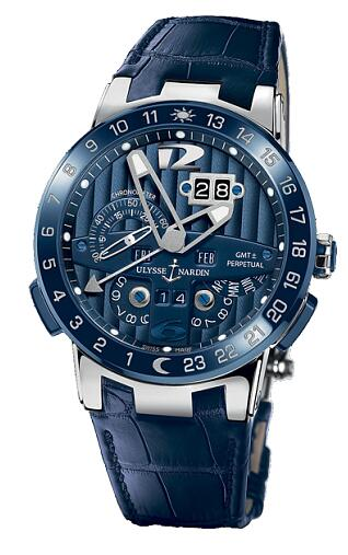 Ulysse Nardin Perpetual Calendars El Toro 320-00/BQ Replica Watch