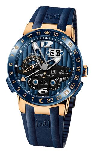 Ulysse Nardin Perpetual Calendars El Toro 321-01-3 LE Replica Watch