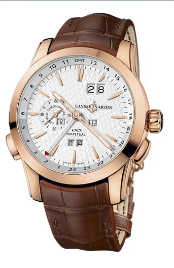 Ulysse Nardin Perpetual Calendars Perpetual Manufacture 322-10 Replica Watch
