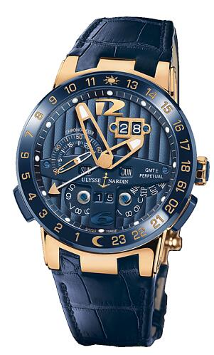 Ulysse Nardin Perpetual Calendars El Toro 326-00/BQ Replica Watch