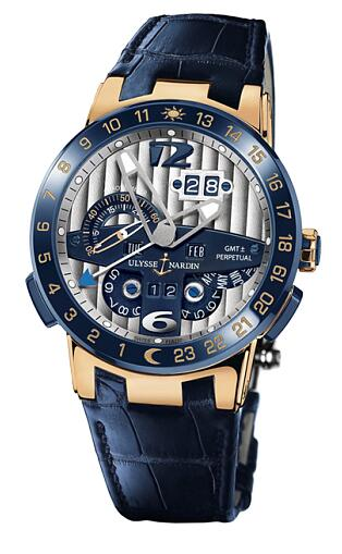 Ulysse Nardin Perpetual Calendars El Toro GMT± Perpetual 326-00 Replica Watch