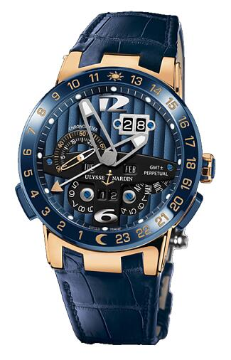 Ulysse Nardin Perpetual Calendars El Toro 326-01 LE Replica Watch