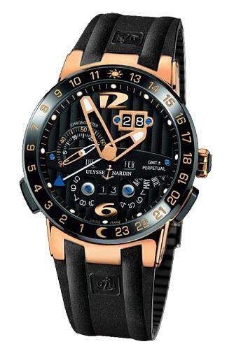 Ulysse Nardin Perpetual Calendars El Toro 326-02 Replica Watch