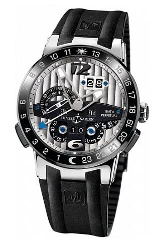 Ulysse Nardin Perpetual Calendars El Toro GMT± Perpetual 329-00-3 Replica Watch