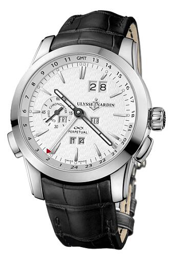 Ulysse Nardin Perpetual Calendars Perpetual Manufacture 329-10 Replica Watch