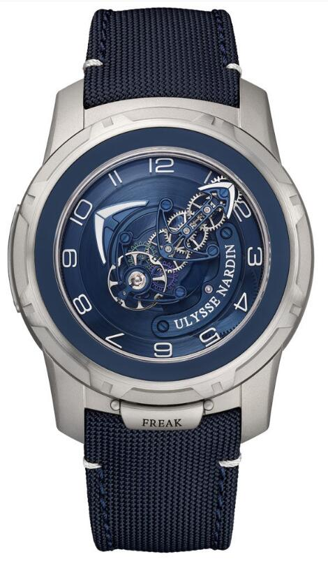 Ulysse Nardin Freak Out 2053-132/03.1 Replica Watch