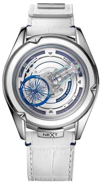 Ulysse Nardin Freak neXt 2505-250/00.1 Replica Watch