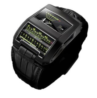 Urwerk Watch Replica LAB collection UR-CC1 ALTIN