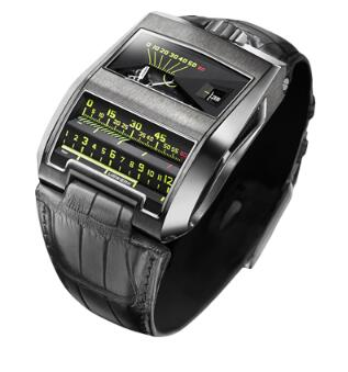 Urwerk Watch Replica LAB collection UR-CC1 WG