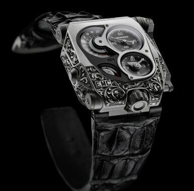 Urwerk Watch Replica EMC collection EMC PISTOL