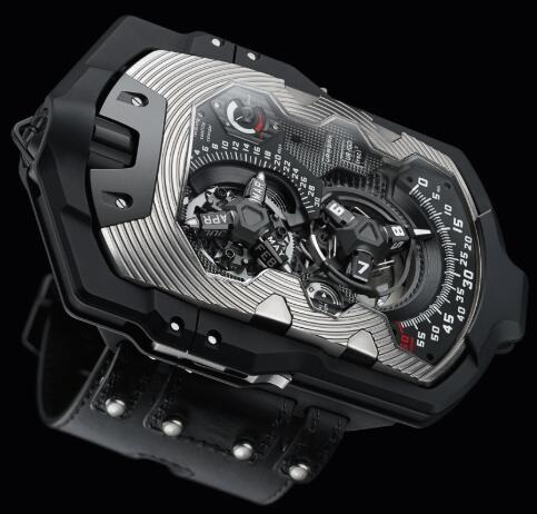 Urwerk Watch Replica 1001 collection UR-1001 TITAN