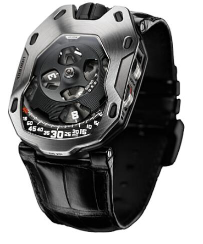 Urwerk Watch Replica 105 collection UR-105M