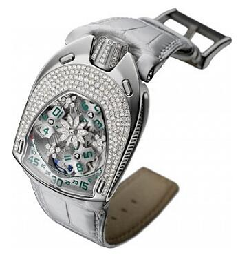 Urwerk Watch Replica 106 collection UR-106 FLOWER POWER