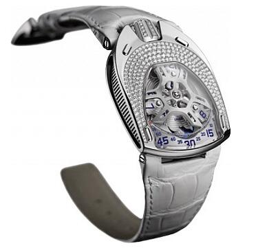 Urwerk Watch Replica 106 collection UR-106 Lotus