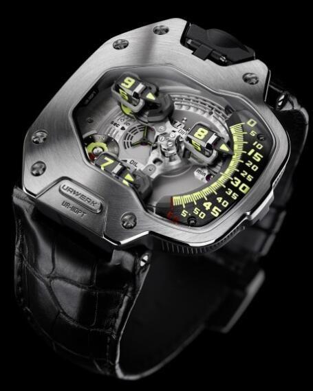 Urwerk 110 Watch Replica UR-110 PT