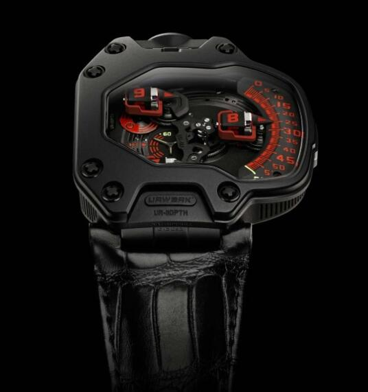Urwerk Watch Replica 110 collection UR-110 PTH