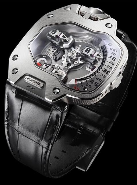 Urwerk Watch Replica 110 collection UR-110