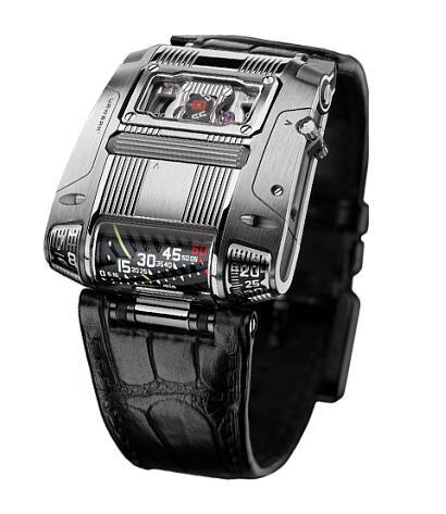 Urwerk Watch Replica 111C collection UR-111C IRON