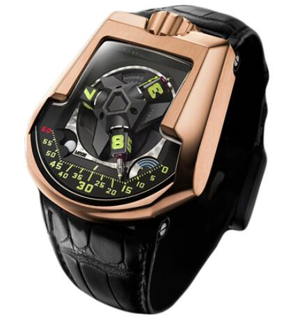 Urwerk Watch Replica 200 collection UR-202 RG