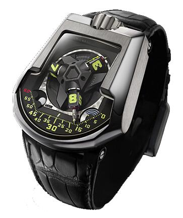 Urwerk Watch Replica 200 collection UR-202 WG