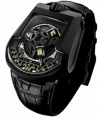 Urwerk Watch Replica 200 collection UR-203 Plat
