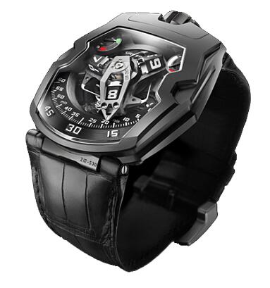 Urwerk Watch Replica 200 collection UR-210 Altin