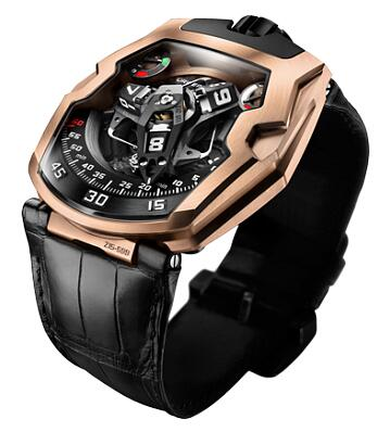 Urwerk Watch Replica 200 collection UR-210 RG