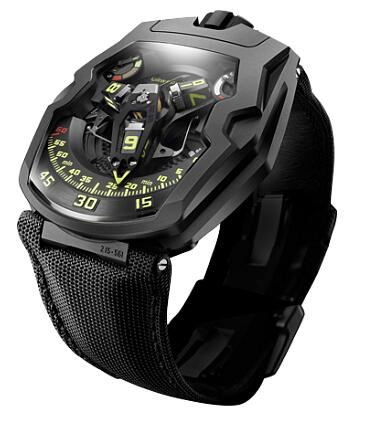 Urwerk Watch Replica 200 collection UR-210Y