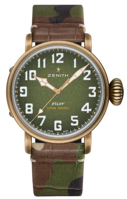 Zenith Pilot Type 20 Adventure 29.2430.679.63.C814 Replica Watch