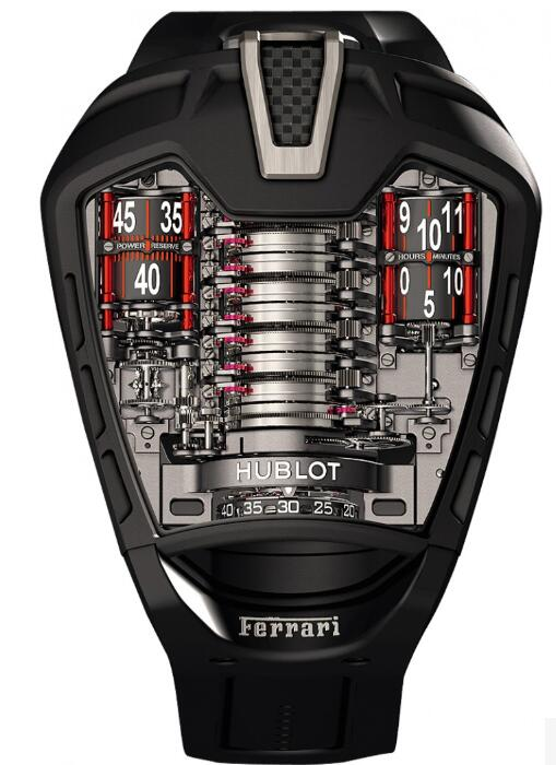 HUBLOT Masterpiece LaFerrari watch Replica 905.ND.0001.RX