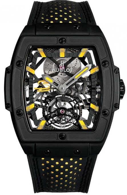 HUBLOT Masterpiece MP 06 SENNA ALL BLACK watch Replica 906.ND.0129.VR.AES12