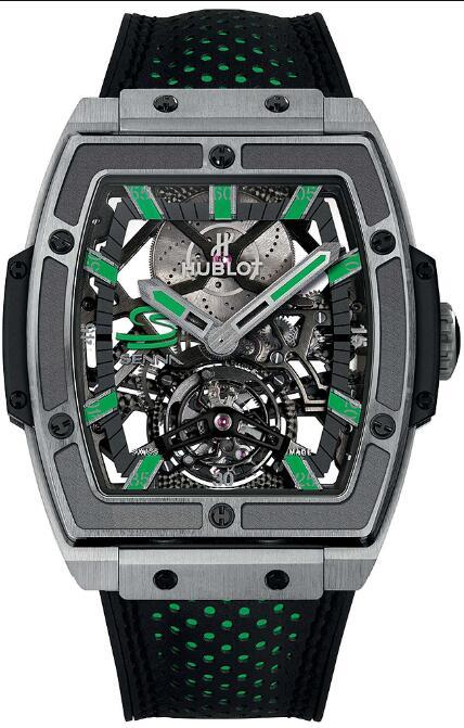 HUBLOT Masterpiece MP 06 SENNA TITANIUM watch Replica 906.NX.0129.VR.AES13