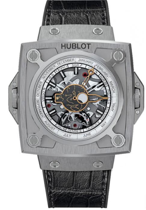 HUBLOT Masterpiece MP-08 Antikythera Sunmoon watch Replica 908.NX.1010.GR